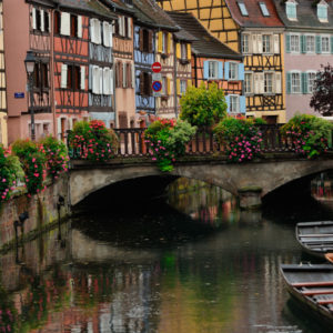 Colmar Walking Tour