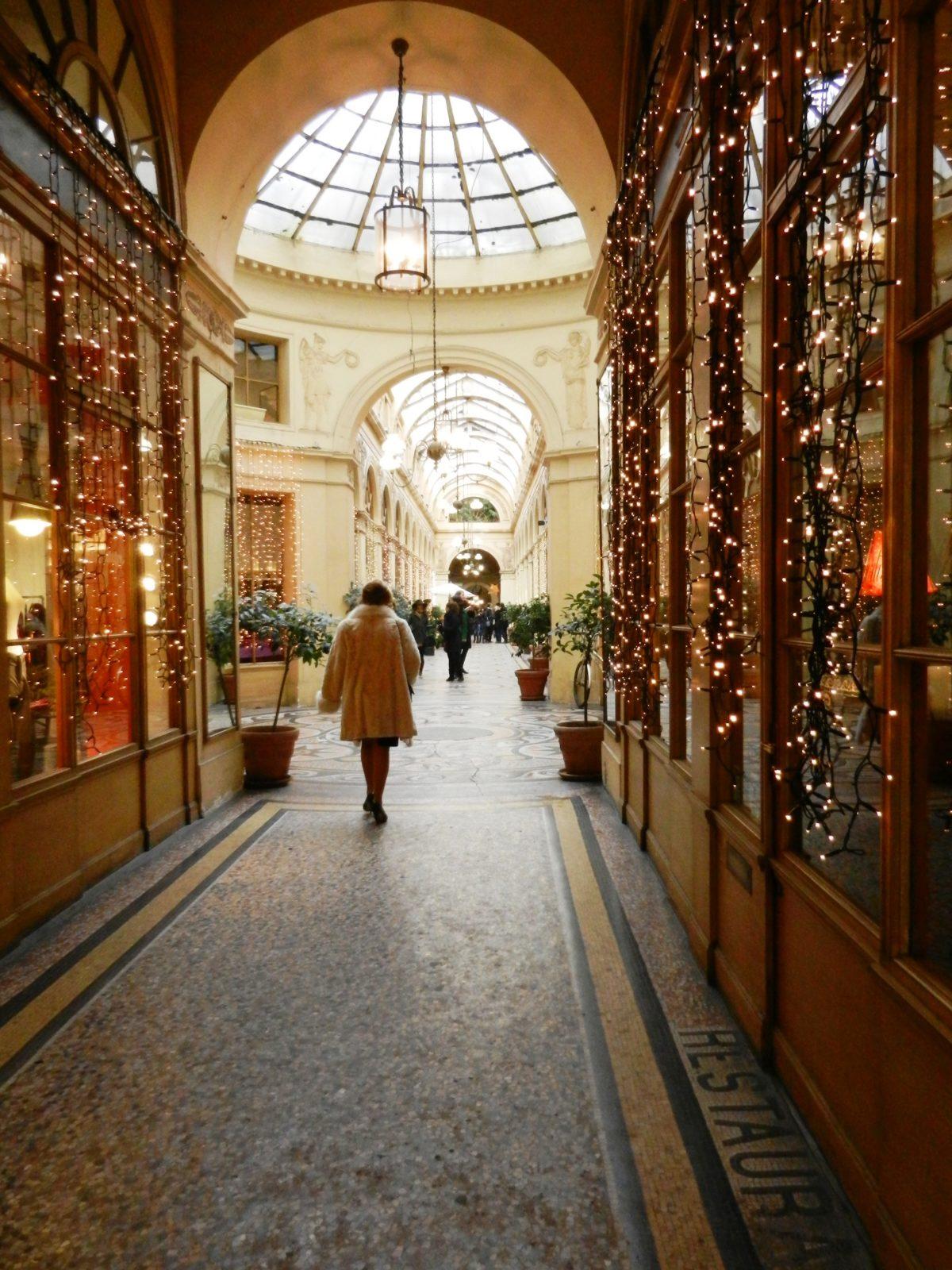 Paris Covered Passages France Journeys